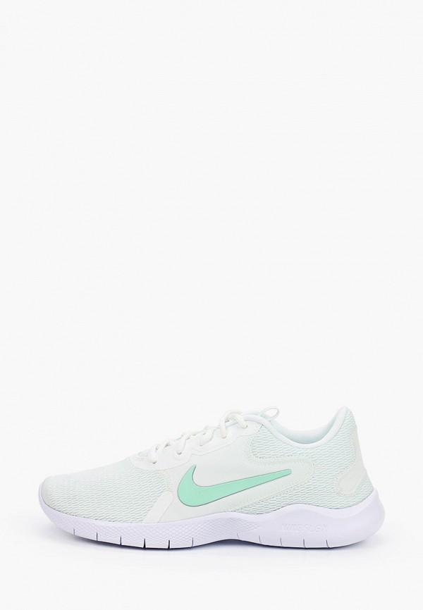 женские кроссовки nike, зеленые