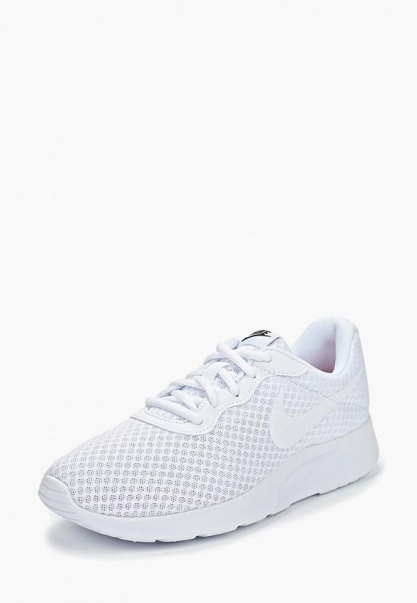 Фото 7 - женские кроссовки Nike белого цвета