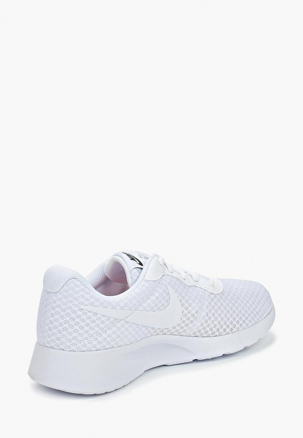 Фото 8 - женские кроссовки Nike белого цвета