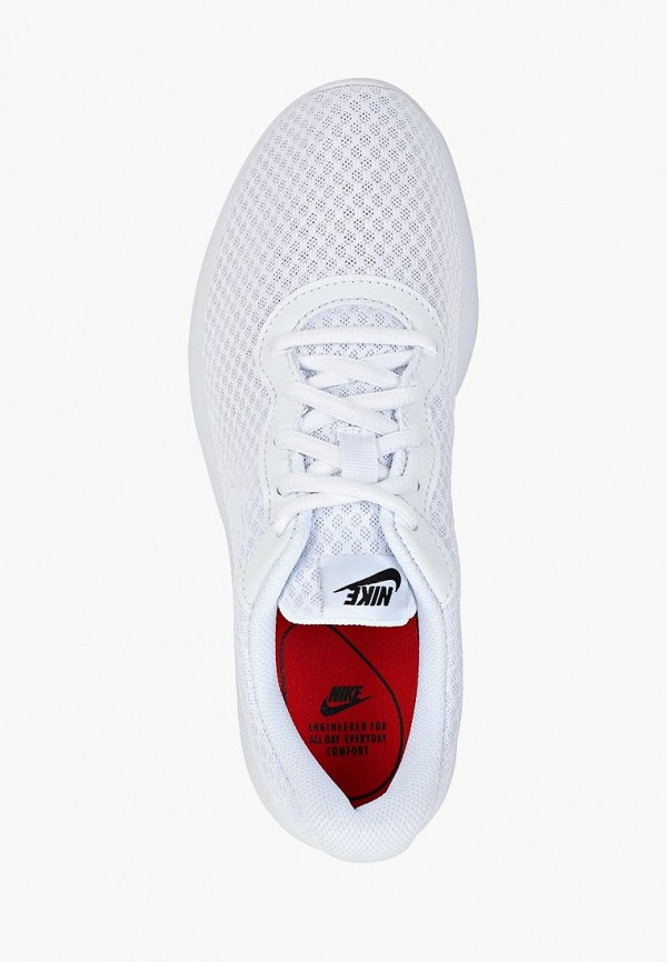 Фото 9 - женские кроссовки Nike белого цвета