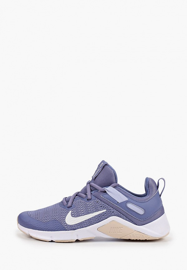 женские кроссовки nike, синие