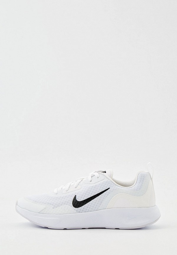 женские кроссовки nike, белые