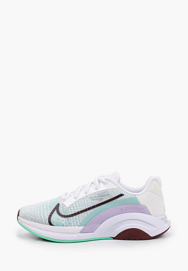 женские низкие кроссовки nike, разноцветные