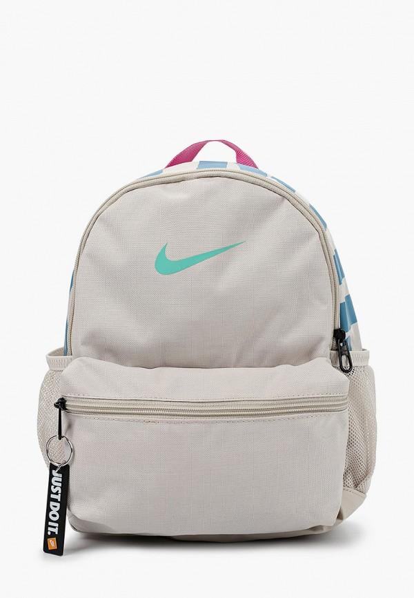 рюкзак nike для девочки, разноцветный
