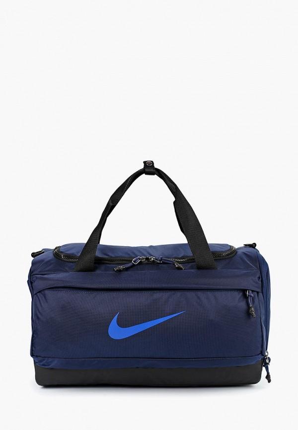 Купить Сумка спортивная Nike, Vapor Sprint, ni464bkbwun1, синий, Осень-зима 2018/2019