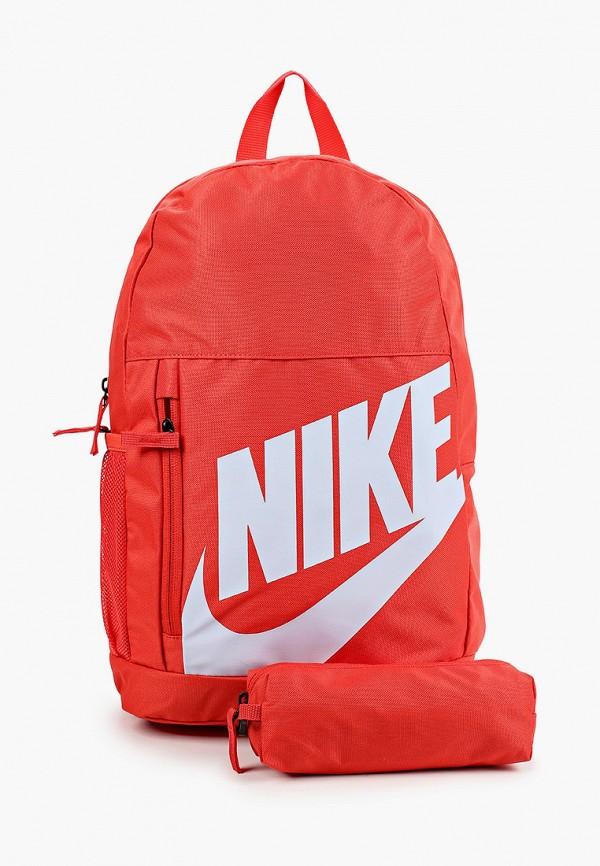 рюкзак nike малыши, красный