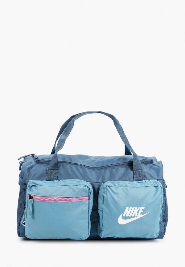 сумка nike малыши, голубая