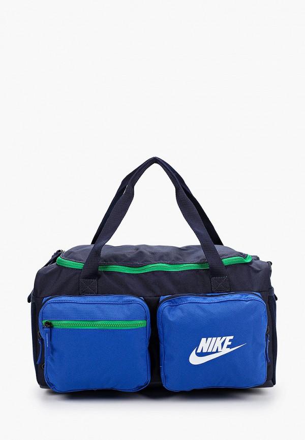 сумка nike малыши, синяя