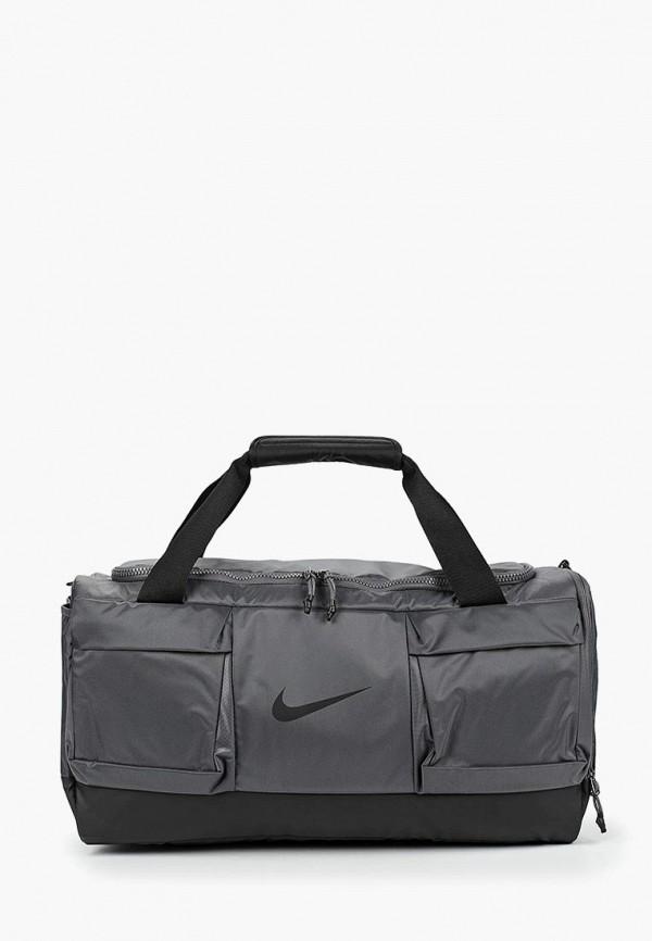 мужская сумка nike, серая