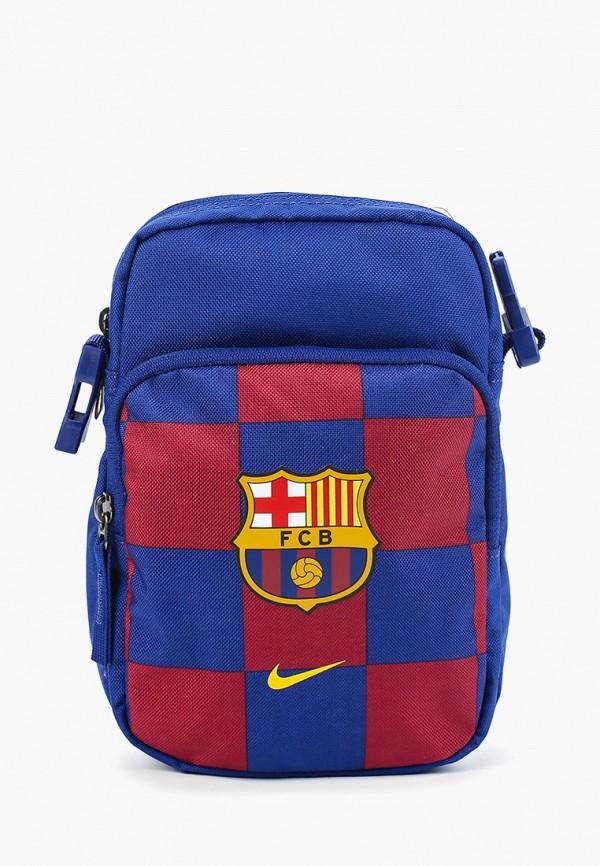 мужская сумка nike, синяя