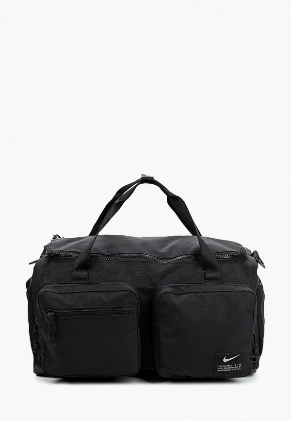 мужская сумка nike, черная