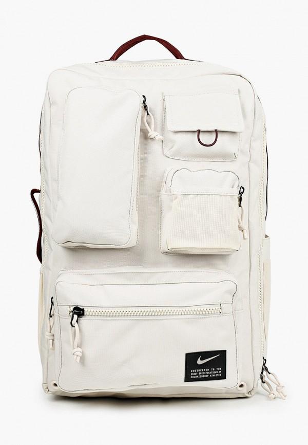 мужской рюкзак nike, бежевый