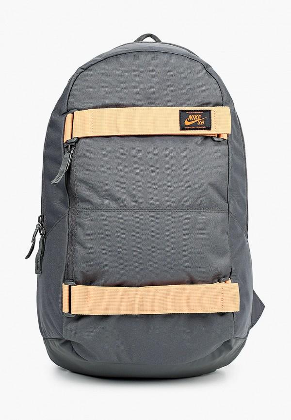 мужской рюкзак nike, серый