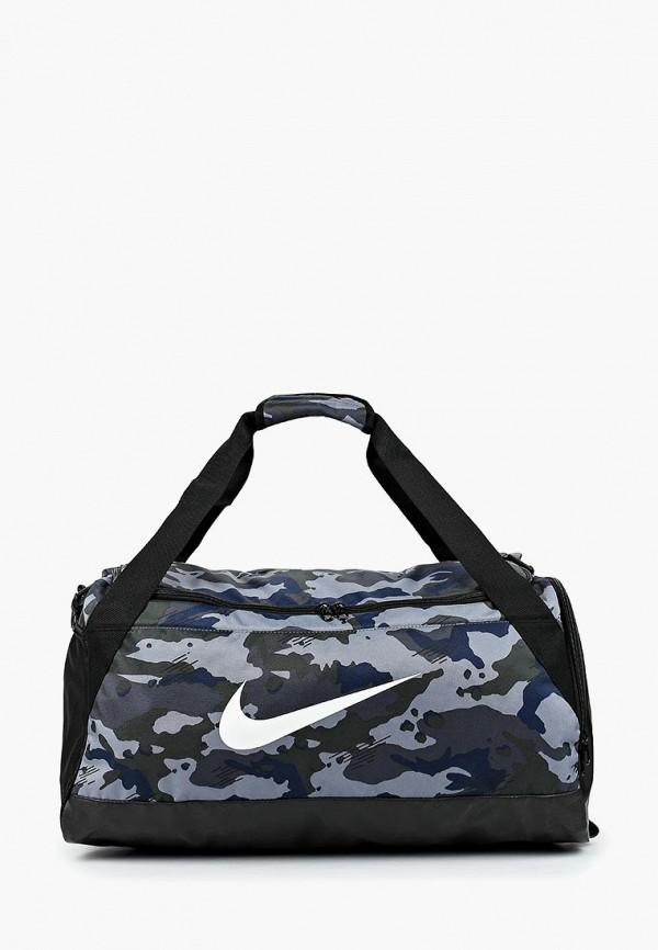 Купить Сумка спортивная Nike, Brasilia (Medium) Training Duffel, ni464bubwdc4, синий, Осень-зима 2018/2019