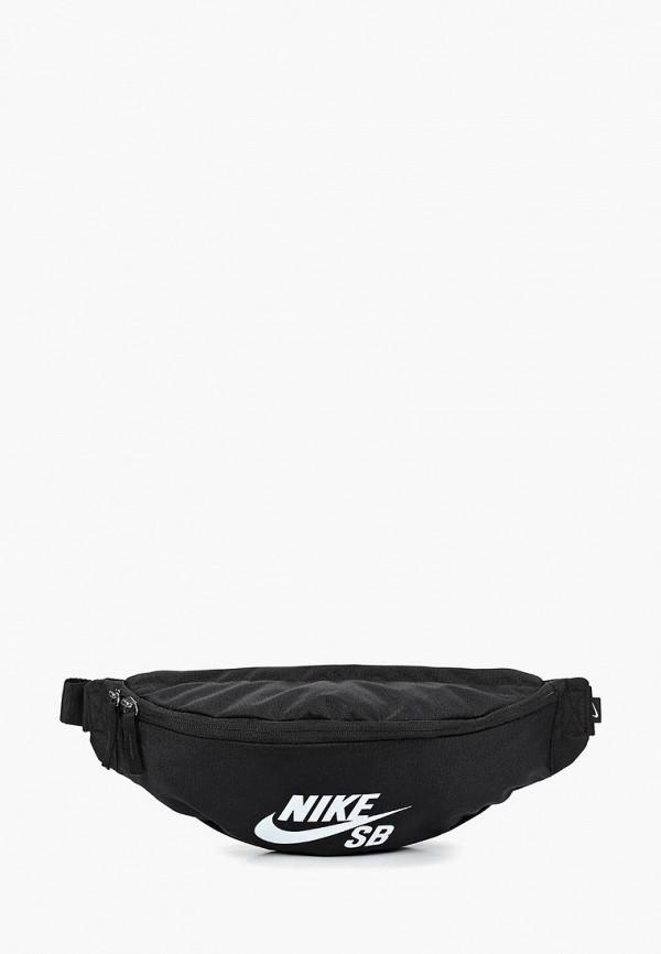 женская сумка nike, черная