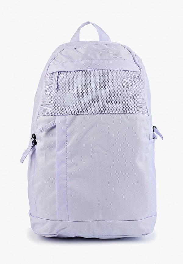 женский рюкзак nike, фиолетовый