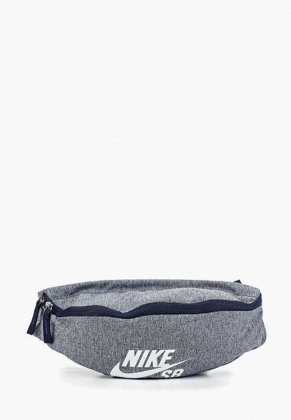 Сумка поясная Nike Nike NI464BUFLAS5 сумка поясная nike nike ni464budsgz3