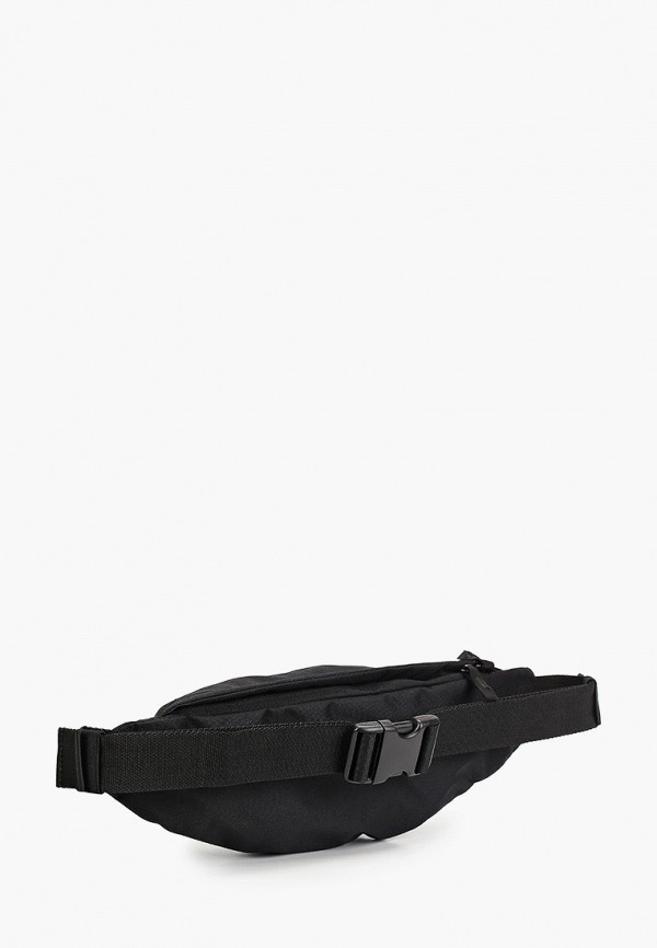 Фото 2 - Сумку поясная Nike черного цвета
