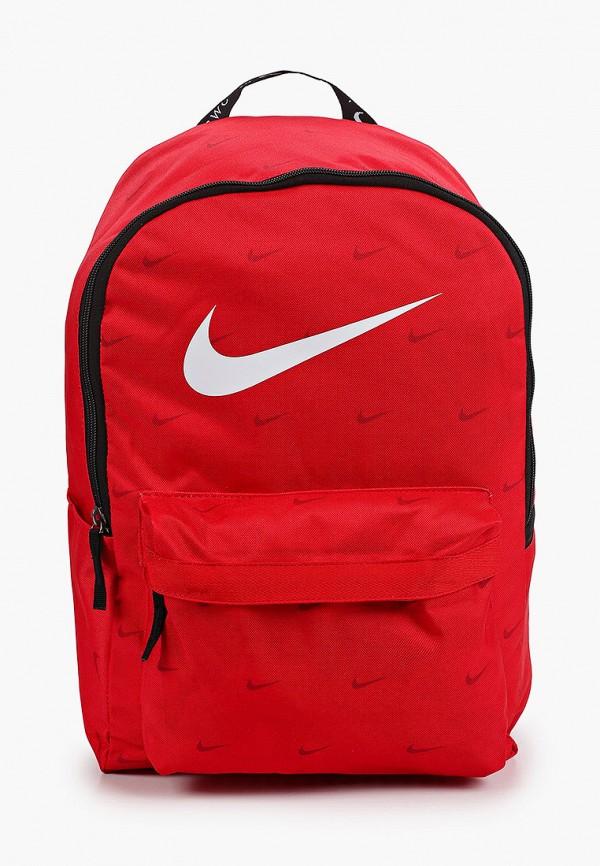 женский рюкзак nike, красный