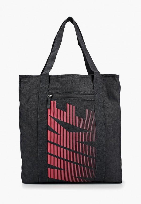 Купить Сумка Nike, Nike Gym Women's Training Tote Bag, ni464bwaaan0, серый, Весна-лето 2018