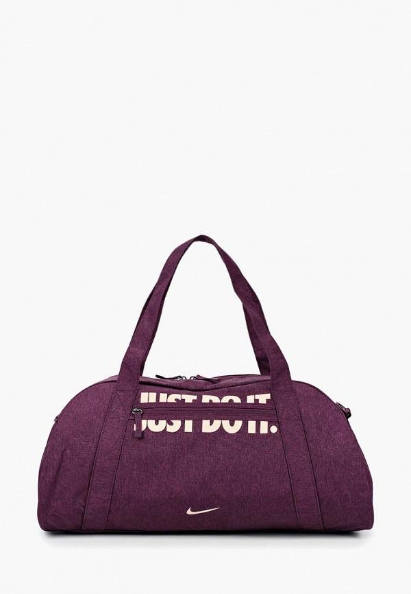 Сумка спортивная Nike Nike NI464BWCMEH2 сумка спортивная cross case цвет черный фиолетовый ccs 1043 02