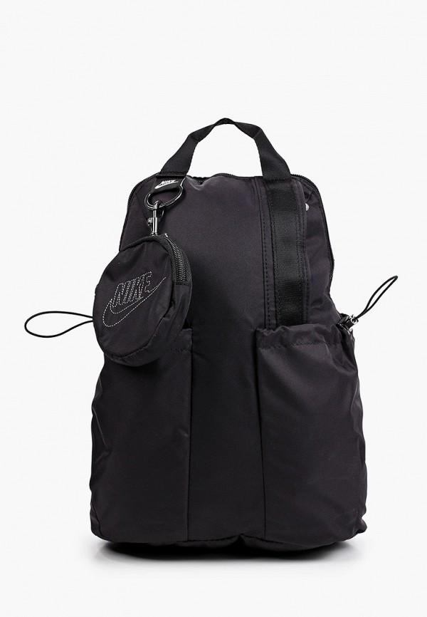 женский кошелёк nike, черный