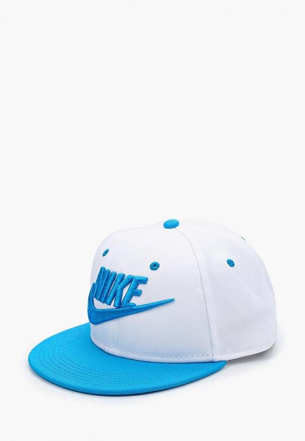 Купить Бейсболка Nike, Nike Futura True Kids' Adjustable Hat, ni464cbbdpm2, белый, Осень-зима 2018/2019