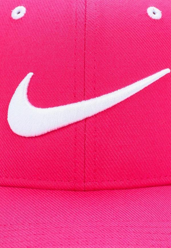 Фото 3 - Бейсболка Nike розового цвета