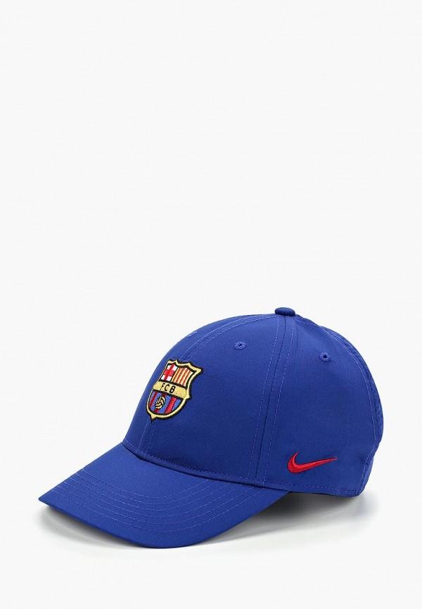 Фото - Бейсболка Nike синего цвета