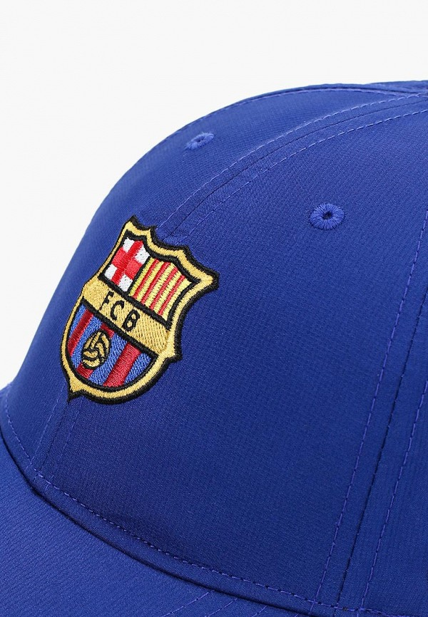 Фото 3 - Бейсболка Nike синего цвета