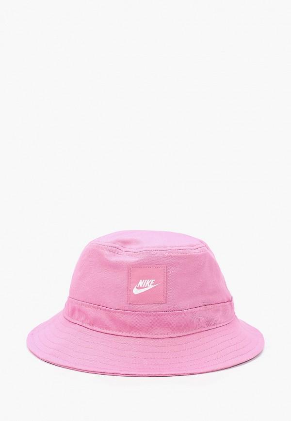 панама nike малыши, розовая