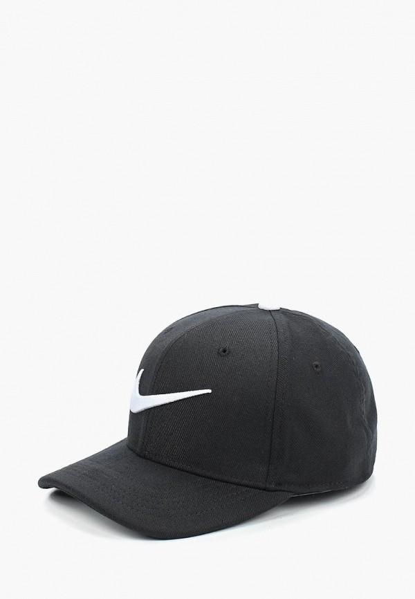 Бейсболка Nike Nike NI464CKUEQ36 nike белый черный 46