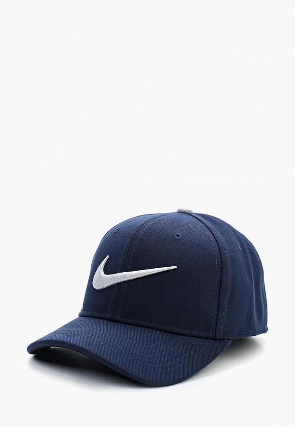 Купить Бейсболка Nike, Kids' Nike AeroBill Classic99 Training Cap, ni464ckufe33, синий, Осень-зима 2018/2019