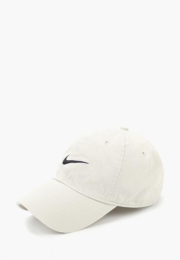 Купить Бейсболка Nike, U NK H86 CAP ESSENTIAL SWSH, ni464cucmee2, серый, Осень-зима 2018/2019