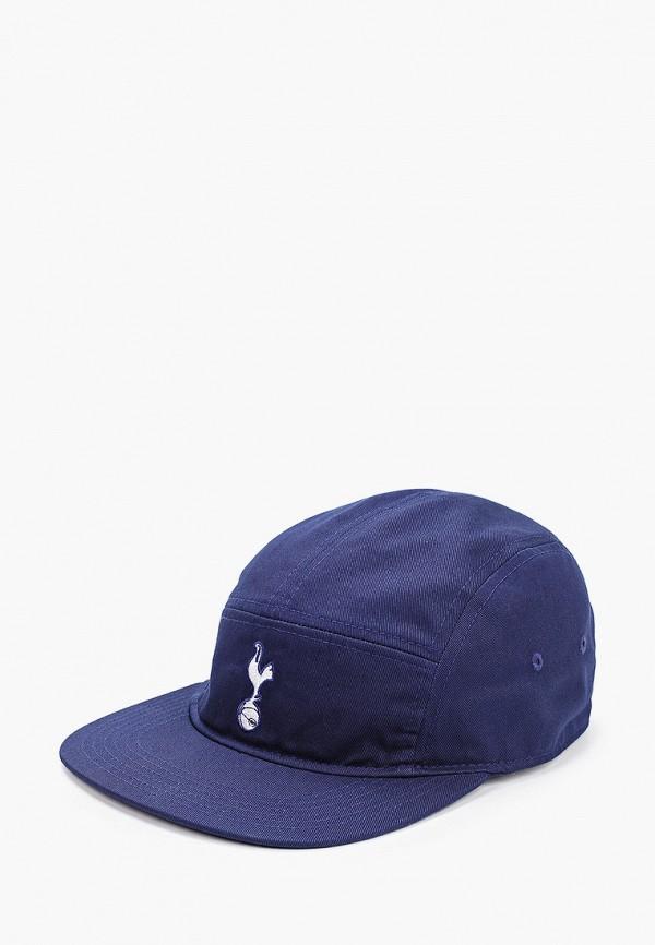 женская кепка nike, синяя