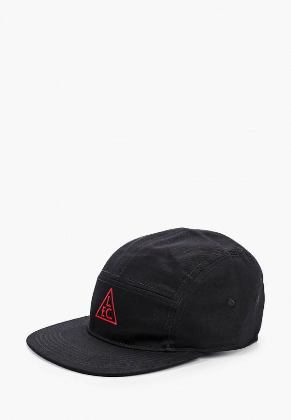 женская кепка nike, черная