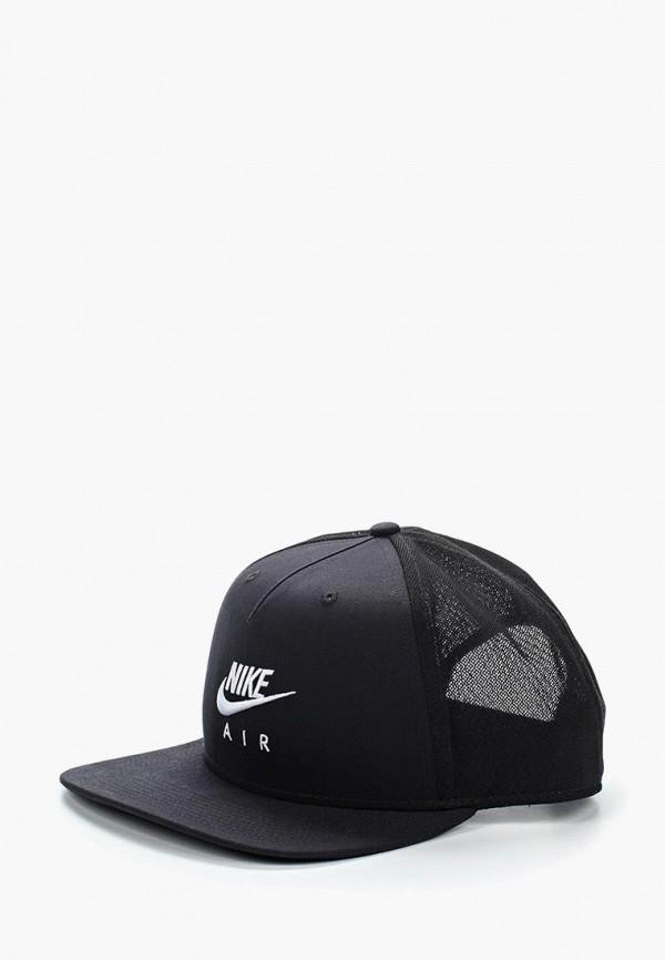 Купить Бейсболка Nike, U NSW PRO CAP NIKE AIR, NI464CUKBAL3, черный, Весна-лето 2018