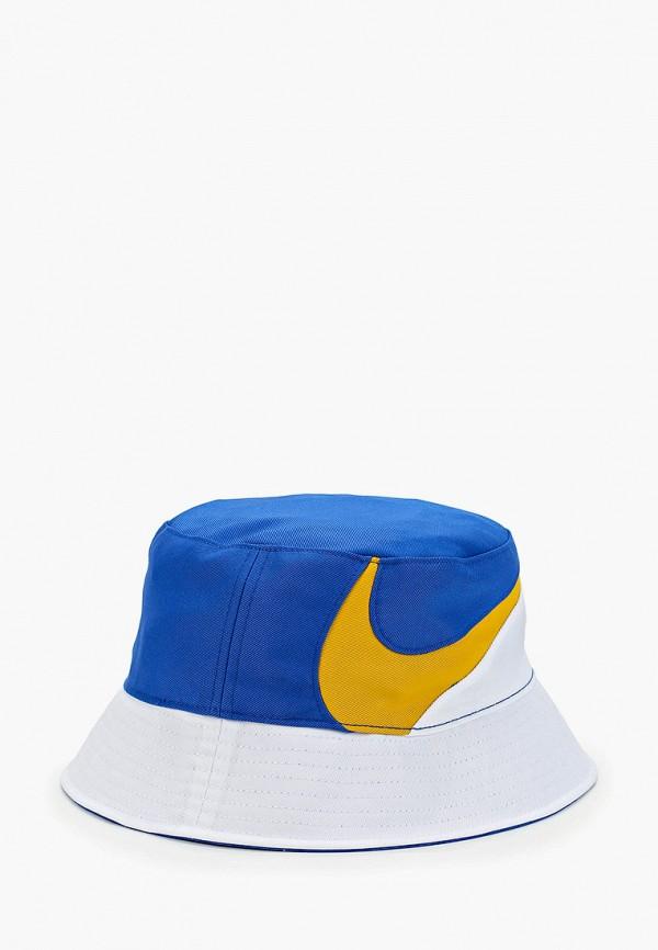 Фото - Панама Nike синего цвета