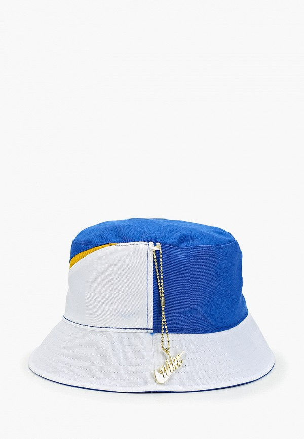 Фото 2 - Панама Nike синего цвета