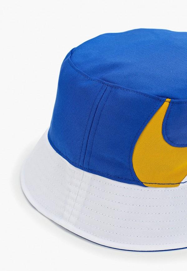 Фото 3 - Панама Nike синего цвета