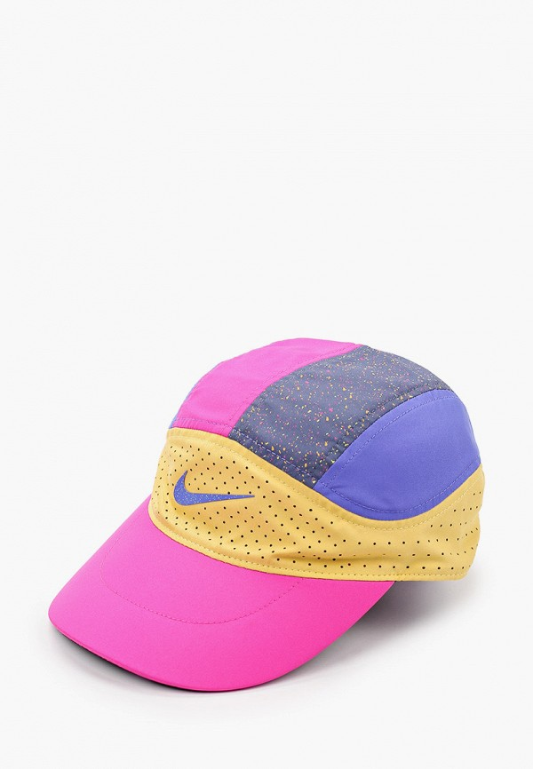 женская кепка nike, разноцветная