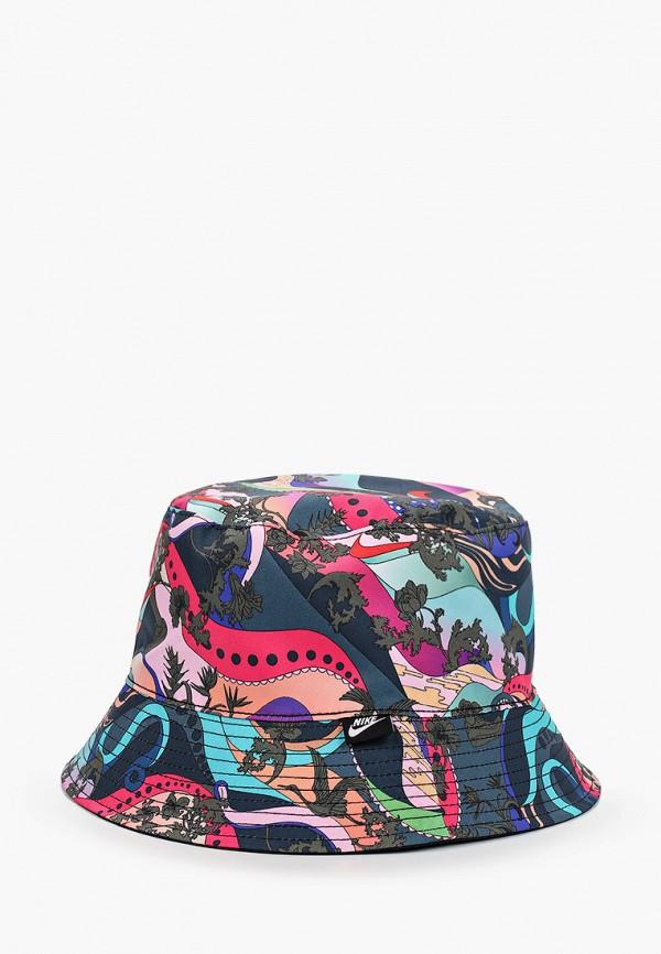 женская панама nike, разноцветная