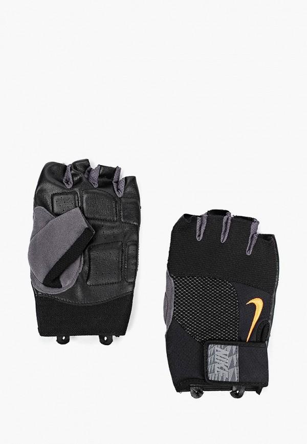 мужские перчатки nike, черные