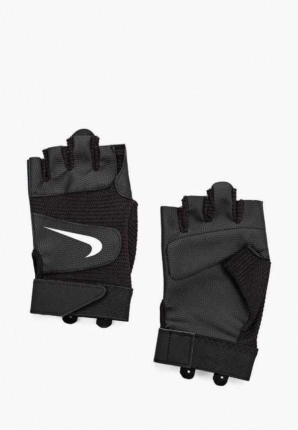 Перчатки для фитнеса Nike Nike NI464DMFKD45 nike перчатки для фитнеса женские nike