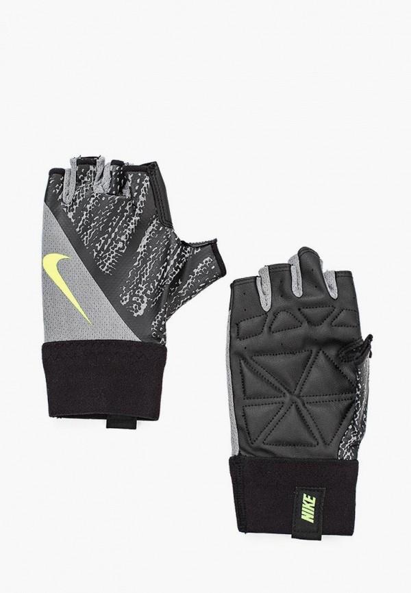 Перчатки для фитнеса Nike Nike NI464DMFKD46 nike перчатки для фитнеса женские nike