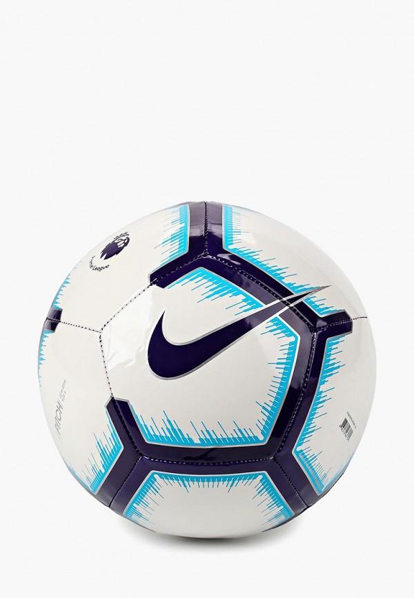Мяч футбольный Nike Nike NI464DUBWCV4 мяч футбольный nike nk ptch event pack цвет желтый белый размер 5