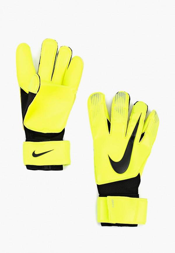 Перчатки вратарские Nike Nike NI464DUBWCV6 nike перчатки для фитнеса женские nike