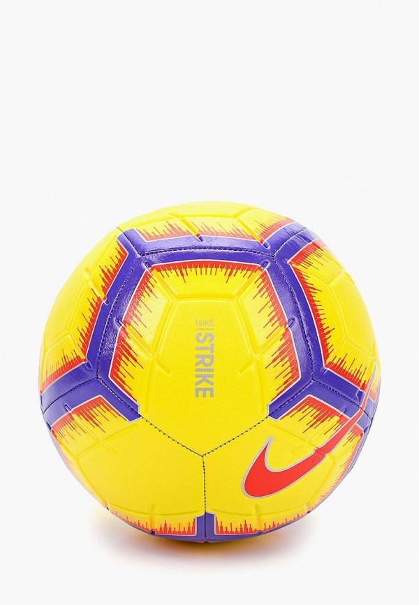 Мяч футбольный Nike Nike NI464DUCMEC3 мяч футбольный nike pitch sc3136 715 р 5