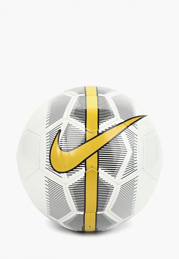 Мяч футбольный Nike Nike NI464DUDMYQ3 мяч футбольный nike nk ptch event pack цвет желтый белый размер 5