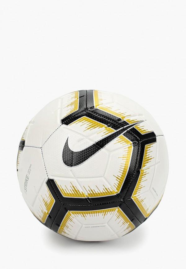 Мяч футбольный Nike Nike NI464DUDMYQ5 мяч футбольный nike nk ptch event pack цвет желтый белый размер 5